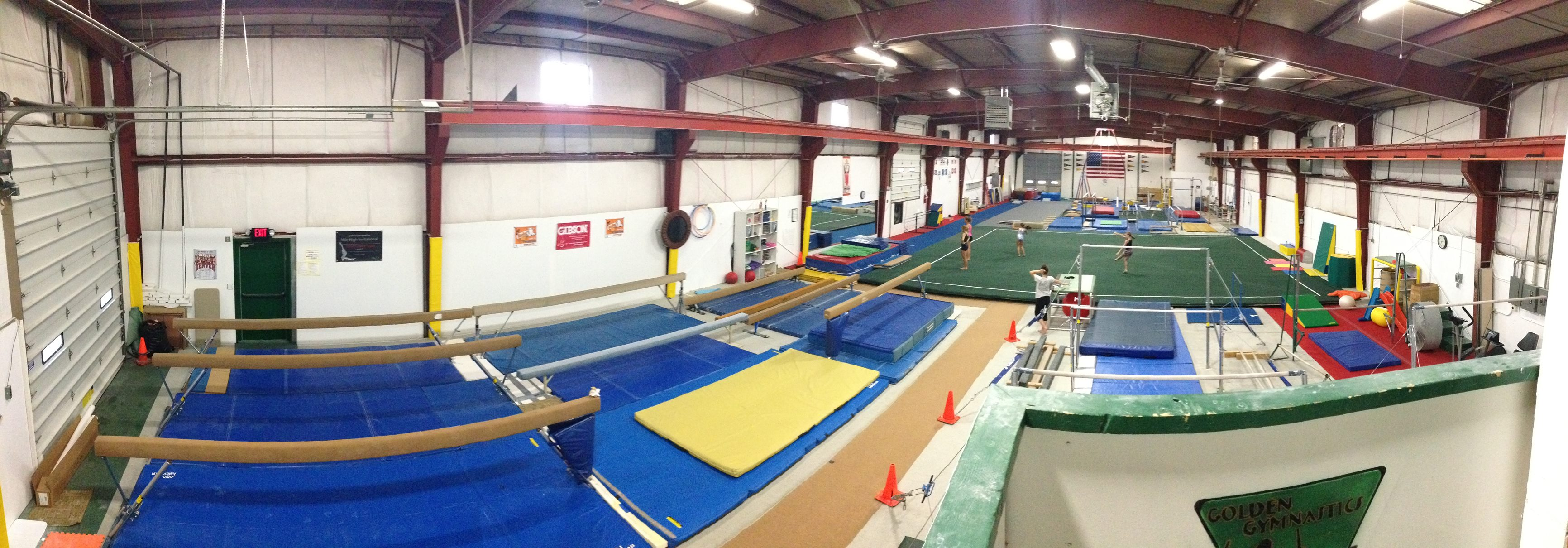 Welcome to Golden Gymnastics