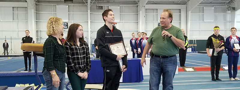 2018 Ryan Keller Scholarship Award